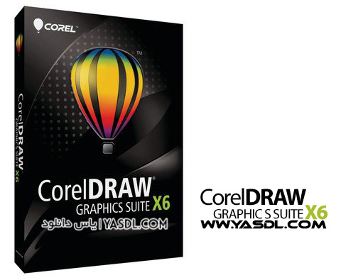 دانلود Corel DRAW X6