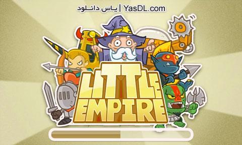 دانلود بازی Little Empire v1.15.2.4 برای اندروید