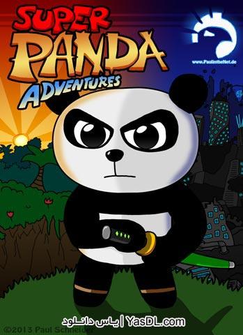 دانلود بازی کم حجم Super Panda Adventures برای PC