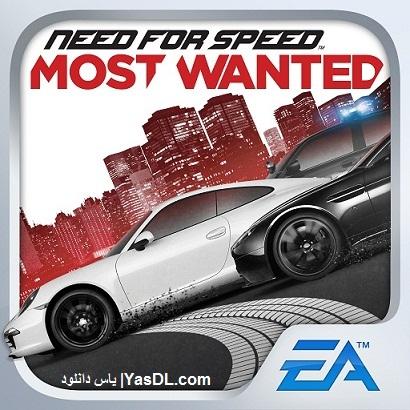 دانلود بازی Need for Speed Most Wanted برای آیفون ، آیپاد و آیپد