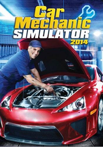 دانلود بازی Car Mechanic Simulator 2014 برای PC
