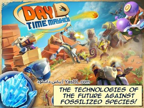 دانلود بازی کم حجم Day D Time Mayhem برای PC