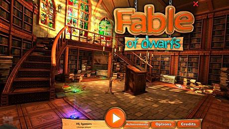 دانلود بازی کم حجم Fable of Dwarfs برای PC