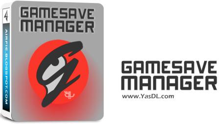 دانلود GameSave Manager 4.0.009 مدیریت Save بازی ها