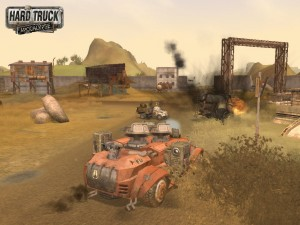 Hard Truck Apocalypse Rise of Clans 4