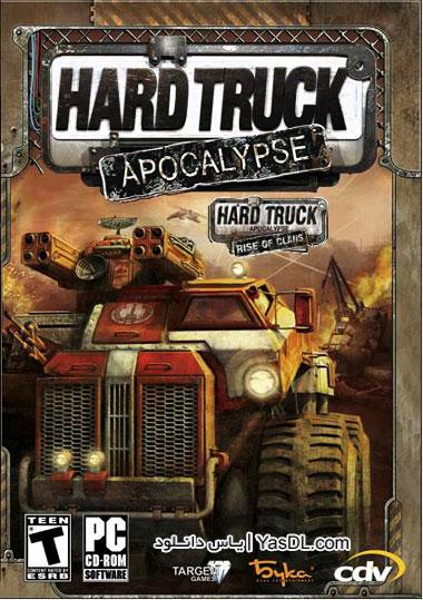 دانلود بازی Hard Truck Apocalypse برای PC