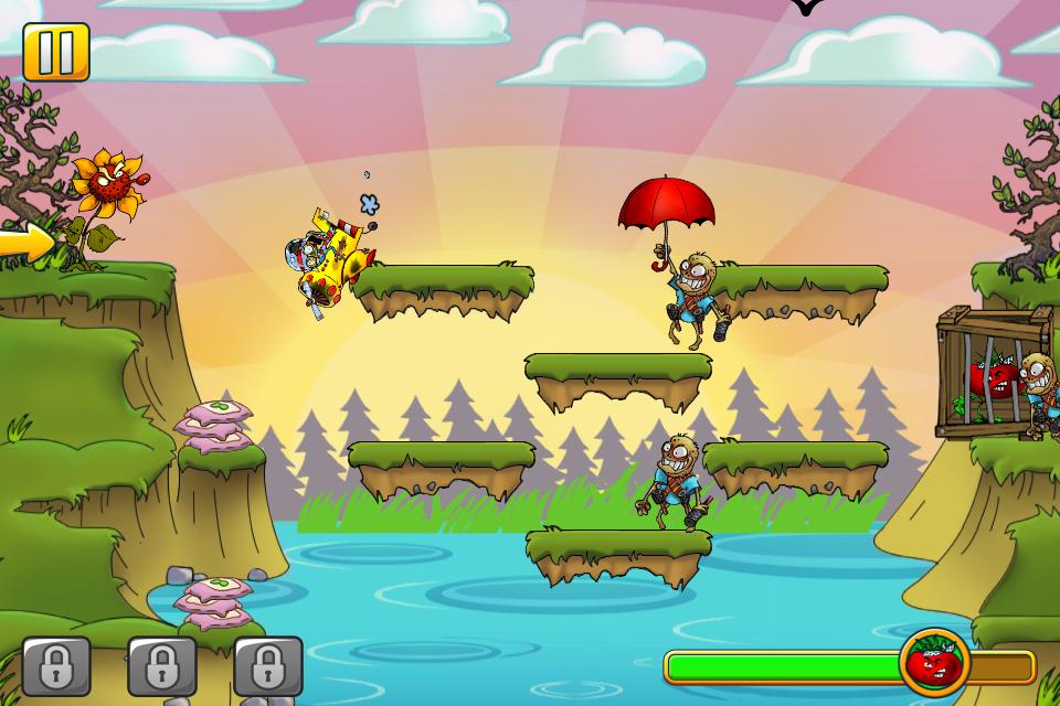 دانلود بازی پرندگان ماهیگیر با پول بی نهایت دانلود بازی I Am Vegend: Zombiegeddon 1.0 برای آندروید ...