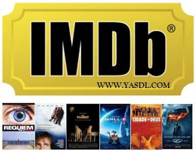 دانلود IMDb Movies and TV - نرم افزار اطلاعات فیلم ها و سریالها برای اندروید