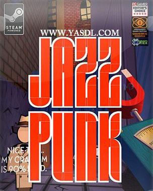 دانلود بازی کم حجم Jazzpunk برای کامپیوتر
