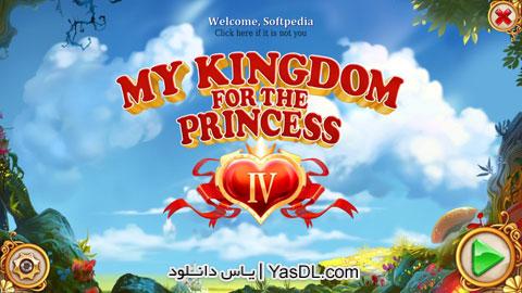 دانلود بازی مدیریتی My Kingdom for the Princess IV برای PC