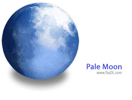 دانلود Pale Moon x86/x64 مرورگر پرسرعت پال مون