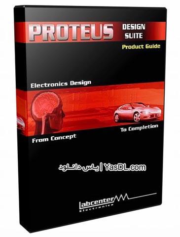 دانلود Proteus Professional نرم افزار طراحی مدارهای الکترونیکی