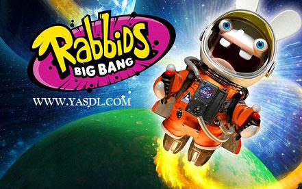 دانلود بازی Rabbids Big Bang برای اندروید