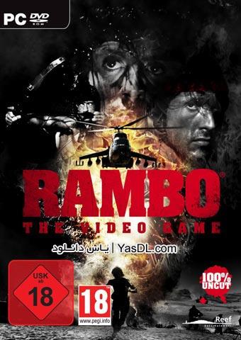 دانلود بازی Rambo The Video Game 2014 برای PC