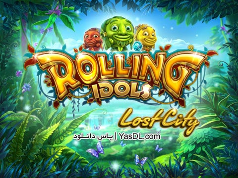 دانلود بازی کم حجم Rolling Idols برای PC