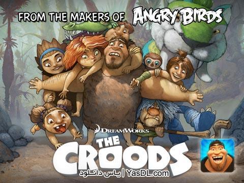 دانلود بازی The Croods 1.2.0 - کرودز برای آندروید