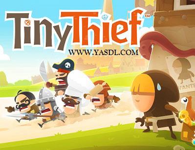 دانلود بازی Tiny Thief v1.0 براری اندروید