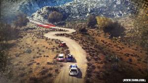 دانلود بازی WRC Powerslide برای PC