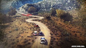 WRC Powerslid