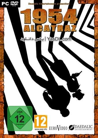 دانلود بازی Alcatraz 1954 برای PC