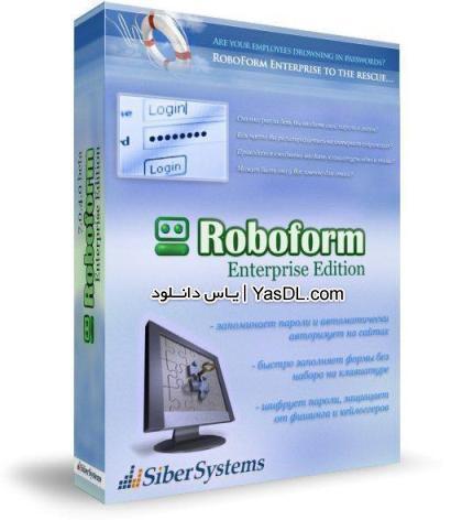 دانلود AI RoboForm Enterprise 7.9.5.9 Final مدیریت و ذخیره سازی پسورد