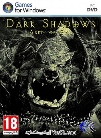 دانلود بازی Dark Shadows Army of Evil برای PC