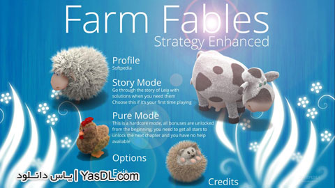 دانلود بازی Farm Fables Strategy Enhanced برای PC