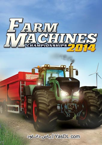 دانلود بازی Farm Machines Championships 2014 برای PC