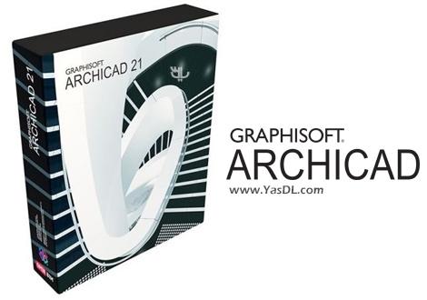 دانلود GRAPHISOFT ARCHICAD 21 Build 6003 - نرم افزار آرشیکد طراحی سه بعدی