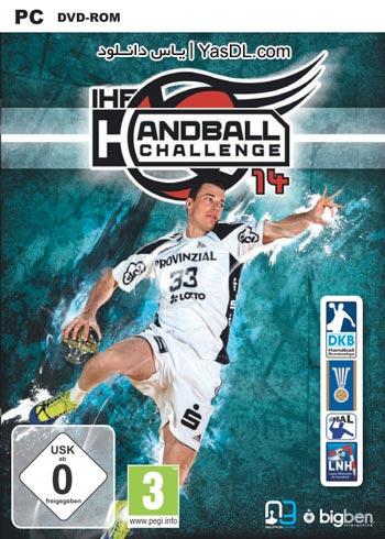 دانلود بازی IHF Handball Challenge 14 برای PC