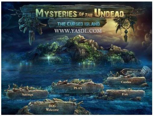 دانلود بازی Mysteries of the Undead The Cursed Island برای کامپیوتر
