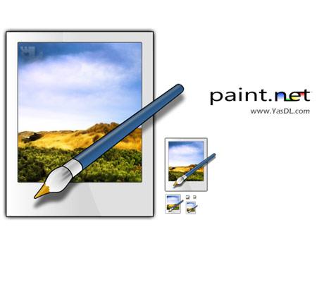 دانلود Paint.NET v4.0.2 - نرم افزار پینت پیشرفته برای ویندوز