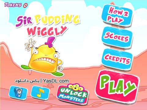 دانلود بازی کم حجم Sir Pudding Wiggly برای PC