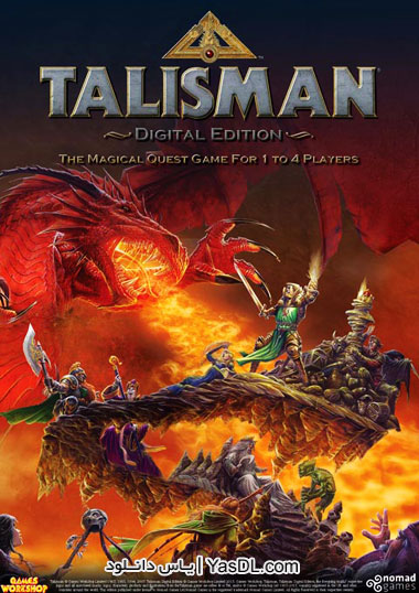 دانلود بازی Talisman Digital Edition برای PC