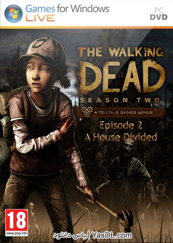 دانلود بازی The Walking Dead Season Two: Episode 2 برای PC