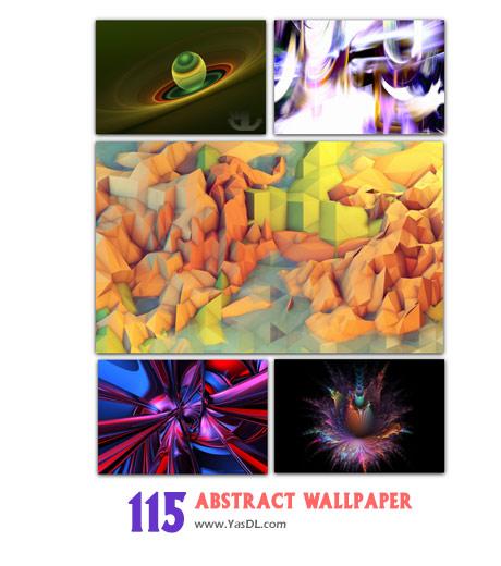 دانلود مجموعه 115 والپیپر شگفت انگیز Abstract wallpaper