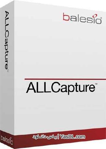 دانلود AllCapture Enterprise 3.0.0 - نرم افزار فیلم برداری از صفحه دسکتاپ
