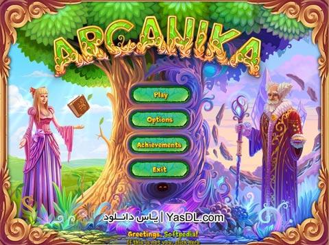 دانلود بازی کم حجم Arcanika برای PC