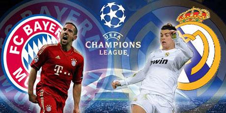 دانلود مسابقه فوتبال بایرن مونیخ و رئال مادرید 9 اردیبهشت   Bayern Munchen vs Real Madrid 29 April 2014