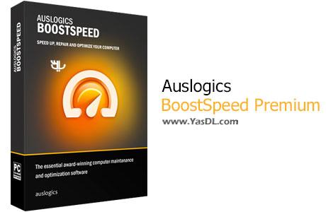 دانلود Auslogics BoostSpeed 8.1.1.0 – نرم افزار افزایش سرعت ویندوز