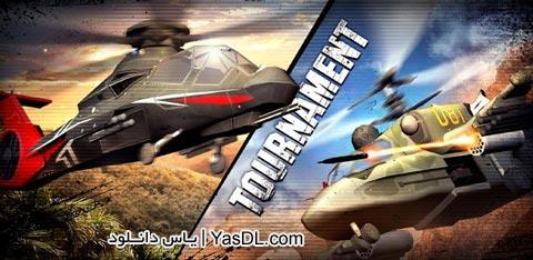 دانلود بازی C.H.A.O.S Tournament HD 6.1.8 برای اندروید