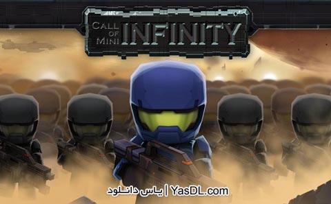 دانلود بازی Call of Mini Infinity 1.7 برای اندروید + نسخه بی نهایت و دیتا