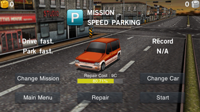 Dr. Driving 1.61 For Android + Infinite Moded Version