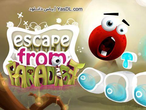 دانلود بازی Escape From Paradise 1.02 برای اندروید + نسخه بی نهایت