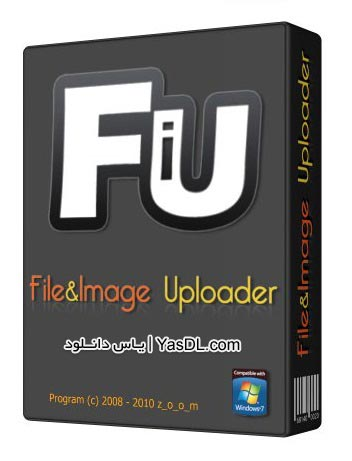 دانلود File & Image Uploader 6.9.4 - نرم افزار آپلود عکس و فایل بر روی 250 سرور