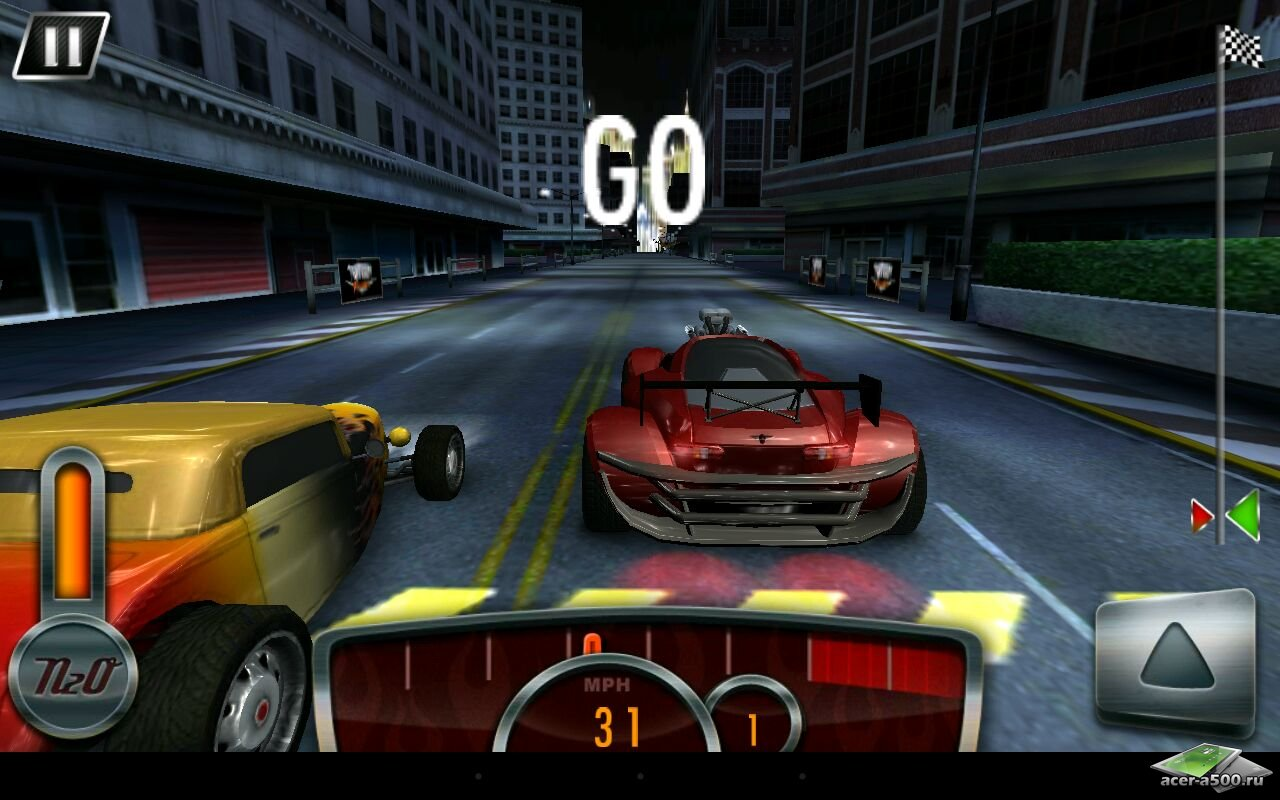 بازی تیفانی بی نهایت دانلود بازی Hot Rod Racers 1.0.3 برای آندروید + پول بی نهایت