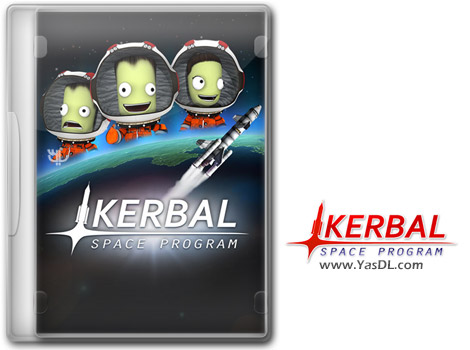 دانلود بازی Kerbal Space Program To Vee or not To Vee برای PC