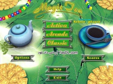 دانلود بازی کم حجم Magic Tea برای PC