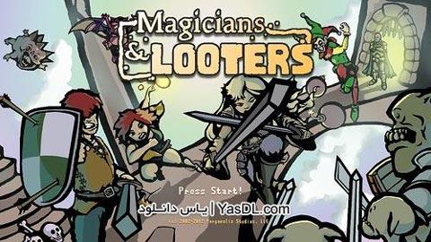 دانلود بازی Magicians and Looters برای PC