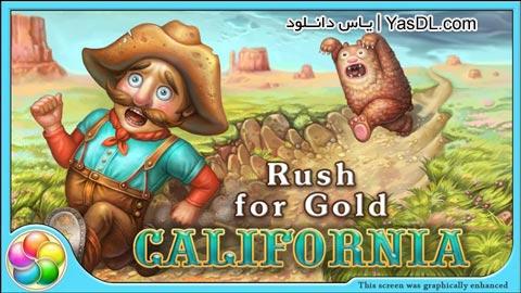 دانلود بازی کم حجم Rush for Gold 2 California برای PC